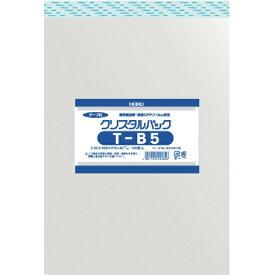 シモジマ SHIMOJIMA HEIKO OPP袋 テープ付き クリスタルパック T−B5