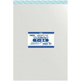 シモジマ SHIMOJIMA HEIKO OPP袋 テープ付き クリスタルパック T−B4