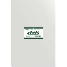 シモジマ SHIMOJIMA HEIKO OPP袋 テープなし クリスタルパック S30−45