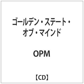 ユニバーサルミュージック OPM/ゴールデン・ステート・オブ・マインド 【CD】