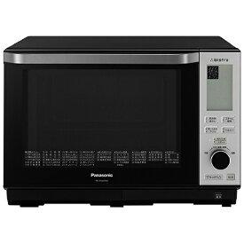 パナソニック Panasonic 【ビックカメラグループオリジナル】NE-BS605BK-K スチームオーブンレンジ Bistro(ビストロ) ナイトブラック [26L][NEBS605BK]