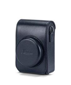 ライカ Leica C-LUX用レザーケース 18846 ブルー