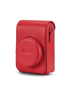 ライカ Leica C-LUX用レザーケース 18847 レッド
