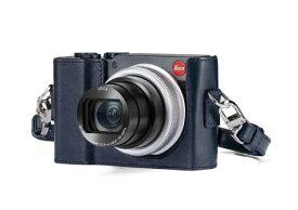 ライカ Leica C-LUX用レザープロテクター 18849 ブルー