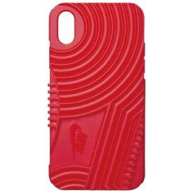 ナイキ NIKE iPhone X用 NIKE AIR FORCE 1 ケース DG0025-623F レッド