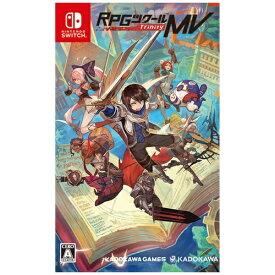 角川ゲームス KADOKAWA GAMES RPGツクールMV Trinity【Switch】 【代金引換配送不可】