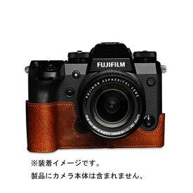 Ya Mei Technology ヤ メイ テクノロジー FUJI X-H1用カメラボディーケース TPCHFXH1BR ブラウン TPCHFXH1BR ブラウン