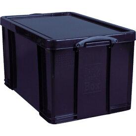 RUP社 ラップ RUP コンテナ Really Useful Box 84L ブラック