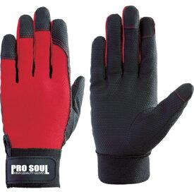富士グローブ Fuji Glove 富士グローブ PS−992 プロソウル赤 Mサイズ