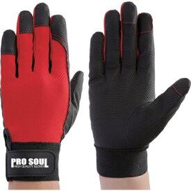 富士グローブ Fuji Glove 富士グローブ PS−992 プロソウル赤 Lサイズ