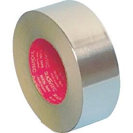 マクセル Maxell スリオン NO.8167 アルミテープ 80ミクロン 50mm幅 つやあり