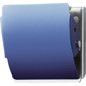 プラス PLUS プラス マグネットクリップ CP−040MCR M ブルー (80411)