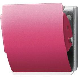 プラス PLUS プラス マグネットクリップ CP−040MCR M ピンク (80412)