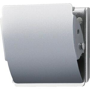 プラス PLUS プラス マグネットクリップ CP−040MCR M シルバー (80414)