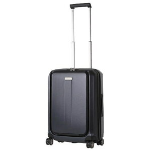 サムソナイト Samsonite スーツケース 40L PRODIGY(プロディジー) Spinner(スピナー55) ブラック 00N-09001 [TSAロック搭載] 【メーカー直送・代金引換不可・時間指定・返品不可】