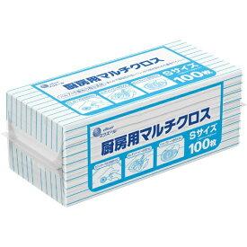 大王製紙 Daio Paper エリエール 厨房用マルチクロスSサイズ 100枚X16パック