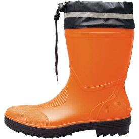 ジーベック XEBEC ジーベック ショート丈安全長靴85763−82−L