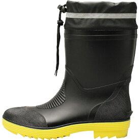 ジーベック XEBEC ジーベック ショート丈安全長靴85763−90−LL