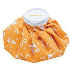 キャスコ 氷嚢 アイスバッグ(容量:1350ml/オレンジ)KHYO-1815