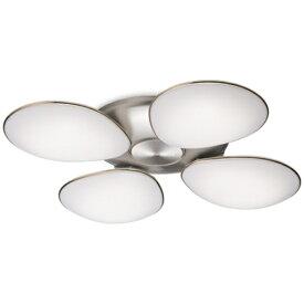 瀧住 TAKIZUMI GCH40003 LEDシーリングライト シャンパンゴールド [8畳 /昼光色〜電球色 /リモコン付き][GCH40003]