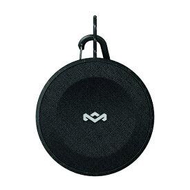 HOUSE OF MARLEY ハウスオブマーリー ブルートゥース スピーカー EM-NO-BOUNDS-SB シグネチャーブラック [Bluetooth対応 /防水][EMNOBOUNDSSB]