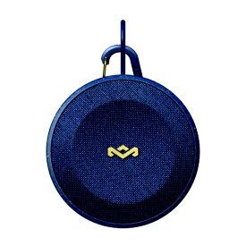 HOUSE OF MARLEY ハウスオブマーリー ブルートゥース スピーカー EM-NO-BOUNDS-BL ブルー [Bluetooth対応 /防水][EMNOBOUNDSBL]