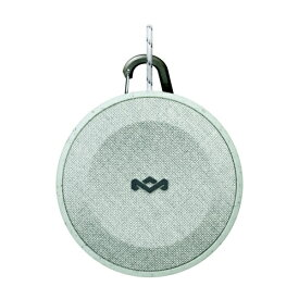 HOUSE OF MARLEY ハウスオブマーリー ブルートゥース スピーカー EM-NO-BOUNDS-GY グレイ [Bluetooth対応 /防水][EMNOBOUNDSGY]