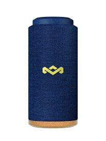 HOUSE OF MARLEY ハウスオブマーリー ブルートゥース スピーカー EM-NO-BOUNDS-SPORT-BL ブルー [Bluetooth対応 /防水][EMNOBOUNDSSPORTBL]