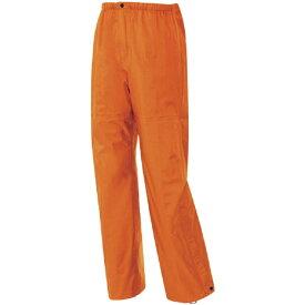 アイトス AITOZ アイトス ディアプレックス レインパンツ オレンジ S