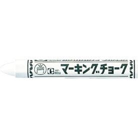 寺西化学工業 Teranishi Chemical Industry マジックインキ ギター マーキングチョーク  白 (10本入)