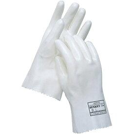 ミドリ安全 MIDORI ANZEN ミドリ安全 耐薬品用手袋 ベンケイ3号B LLサイズ