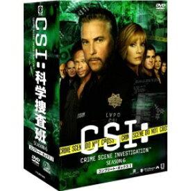 【送料無料】 角川映画 CSI:科学捜査班 シーズン6 コンプリートDVD BOX-1 【DVD】