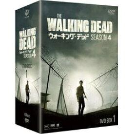 角川映画 KADOKAWA ウォーキング・デッド4 DVD BOX-1 【DVD】