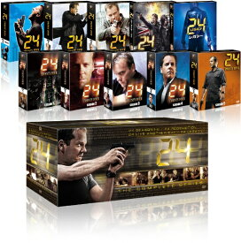 20世紀フォックス Twentieth Century Fox Film 24 -TWENTY FOUR- コンプリートDVD-BOX(「24 -TWENTY FOUR- レガシー」付)?【DVD】