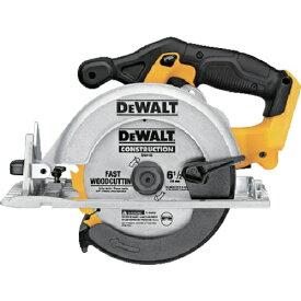 デウォルト DEWALT デウォルト 18V充電式丸ノコ 本体のみ