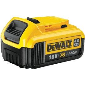 デウォルト DEWALT デウォルト 18V リチウム充電池 4.0Ah