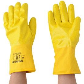 ダイヤゴム DIA RUBBER DAILOVE 防寒用手袋ダイローブ102(M)