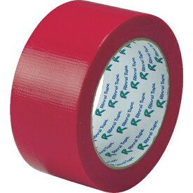 リンレイテープ Rinrei Tape リンレイテープ 包装用PEワリフテープ EF674 50×25 赤色