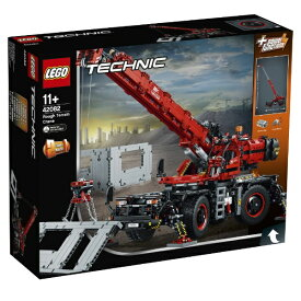 レゴジャパン LEGO 42082 テクニック 全地形対応型クレーン[レゴブロック]