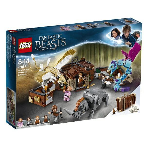 レゴジャパン LEGO 75952 ハリー・ポッター ニュートの魔法動物アドベンチャー
