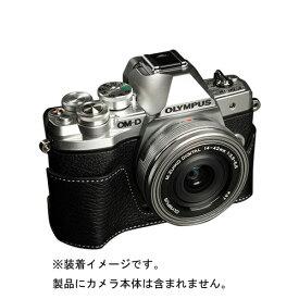 Ya Mei Technology ヤ メイ テクノロジー OLYMPUS E-M10III用カメラボディケース TPCHOEM10MK3BK TPCHOEM10MK3BK ブラック
