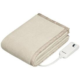 パナソニック Panasonic DB-UM4LS 電気毛布 ベージュ [敷毛布][DBUM4LS]