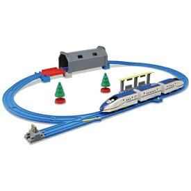 タカラトミー TAKARA TOMY プラレール トンネルを照らそう! ライト付 E7系 新幹線 かがやきベーシックセット