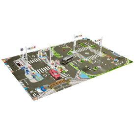 タカラトミー TAKARA TOMY トミカ 信号・標識&マップで免許をゲット! 交通安全セット