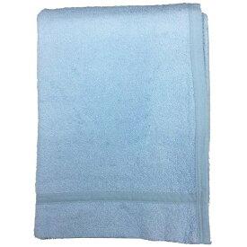 生毛工房 無地カラータオルケット シングルサイズ(140×190cm/ブルー)