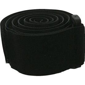 ユタカメイク YUTAKA ユタカメイク マジックテープ フリーバンドロング 25mm×1m 黒