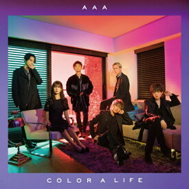 エイベックス・エンタテインメント Avex Entertainment AAA/ COLOR A LIFE(Blu-ray Disc付)【CD】