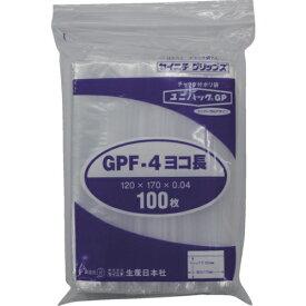生産日本社 SEISANNIPPONSHA セイニチ 「ユニパックGP」F−4 ヨコ長 120×170×0.04 100枚