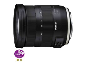 タムロン TAMRON カメラレンズ 17-35mmF/2.8-4Di OSD Model A037 ブラック [キヤノンEF・EF-S /ズームレンズ][1735F2.84DI_OSD]