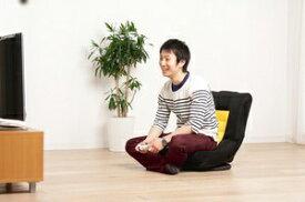 アイリスオーヤマ IRIS OHYAMA 【チェア】アイリスオーヤマ 回転フロアチェア ZC-K(使用時:W46.5×D54.0×H56.5cm/オレンジ)